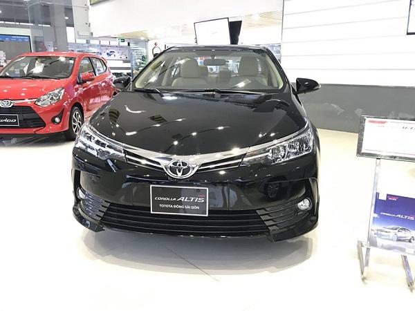 Toyota Corolla Altis 2021 mau den