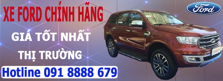 mua xe ford everest chinh hang gia tot
