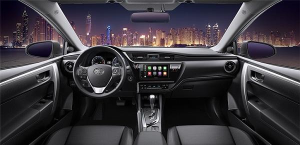noi that Toyota Corolla Altis 2021