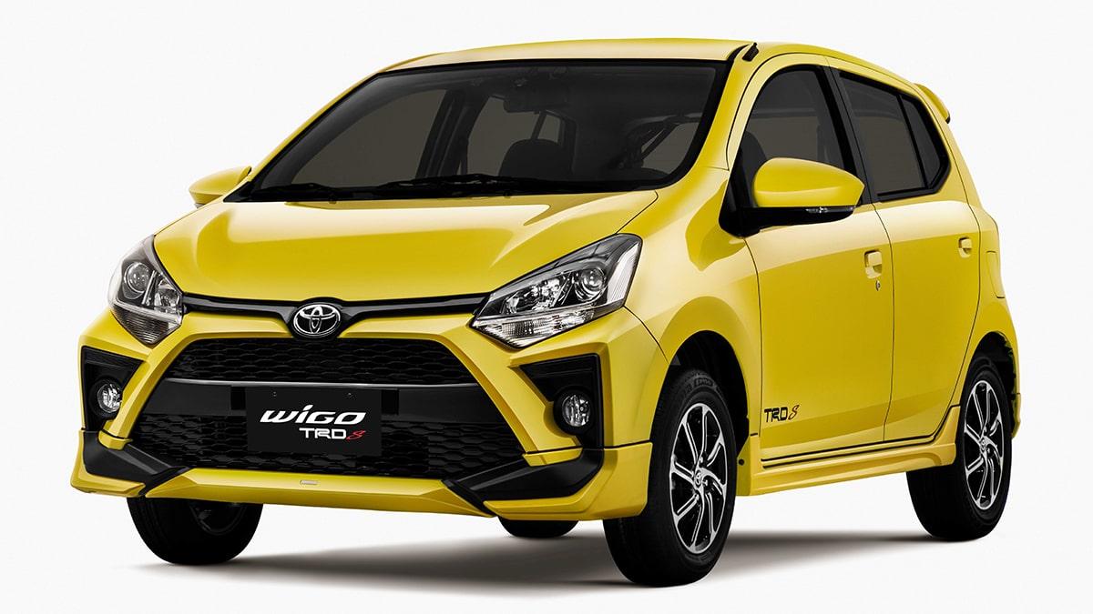 """Xe Toyota Wigo 2021- Chiếc Hatchback Hạng A """"hot"""" Nhất ..."""