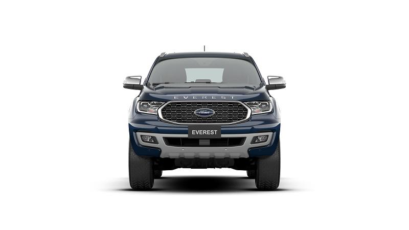 Ford Everest 2.0L Bi Turbo Titanium 4WD 2021 mau xanh 7 min