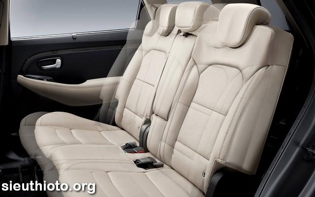 interior seat 2nd row sliding n 60 40 folding
