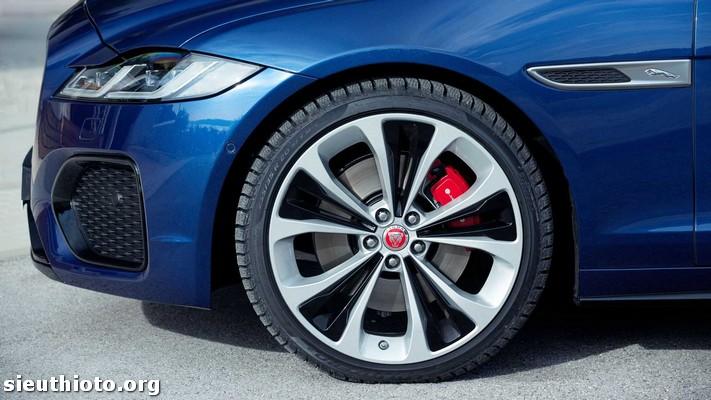 2021 jaguar xf wheel