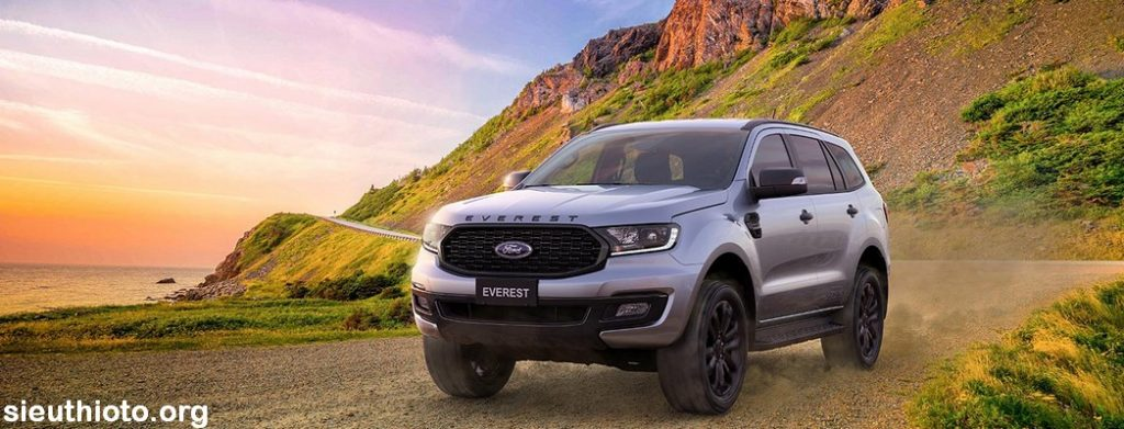 gia xe ford everest sport 2021 moi nhat