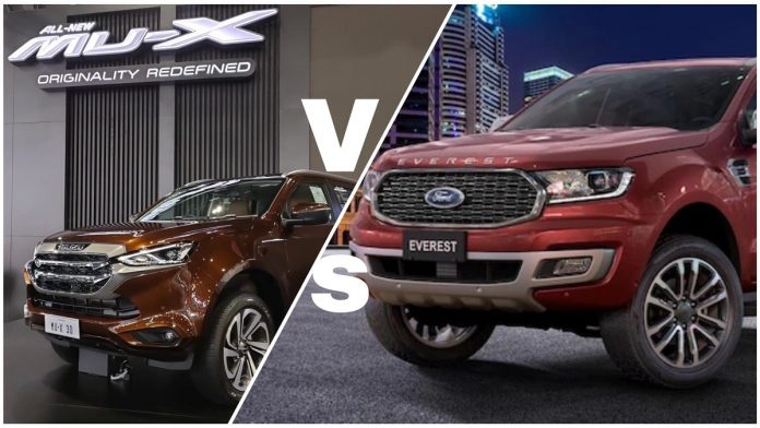 so-sanh-xe-ford-everest-va-isuzu-mu-x-2021