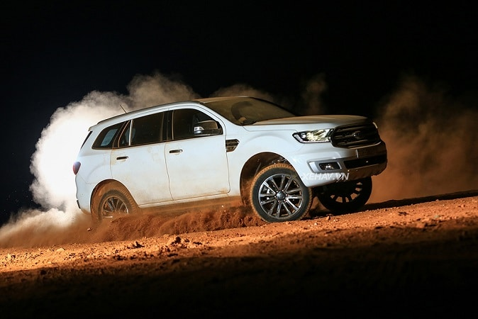 xehay Ford Everest 4wd review phan 2 9